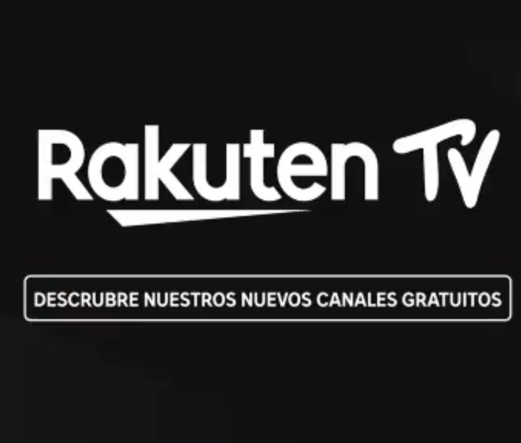 Rakuten TV - 90 canales gratuitos que emitirán programas y películas las 24 horas
