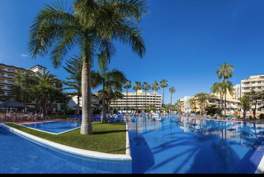 Junio Tenerife MP 244€/p= 7 noches en hotel 4* con Media Pensión + vuelos desde Barcelona