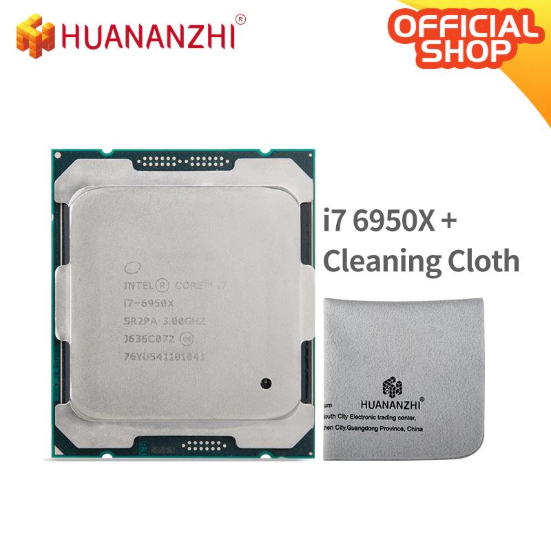 Procesador Intel Core i7-6950X Xtreme Edition [Socket 2011-3][OEM]