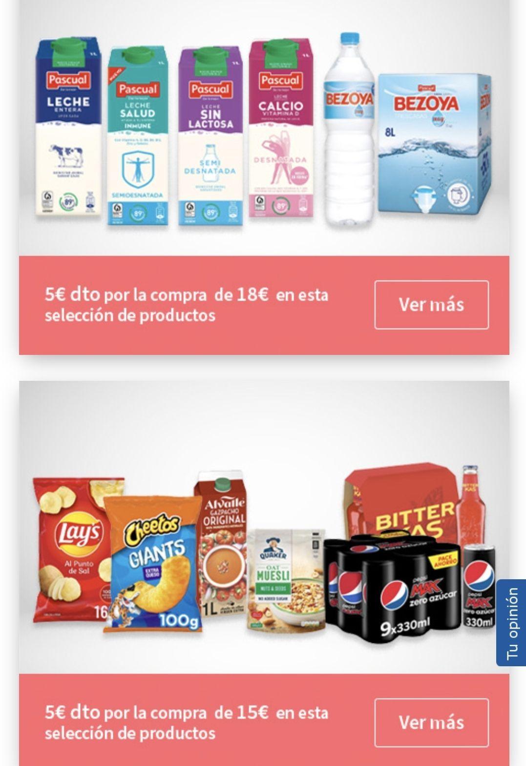 Ahorra hasta 35€ en tu compra