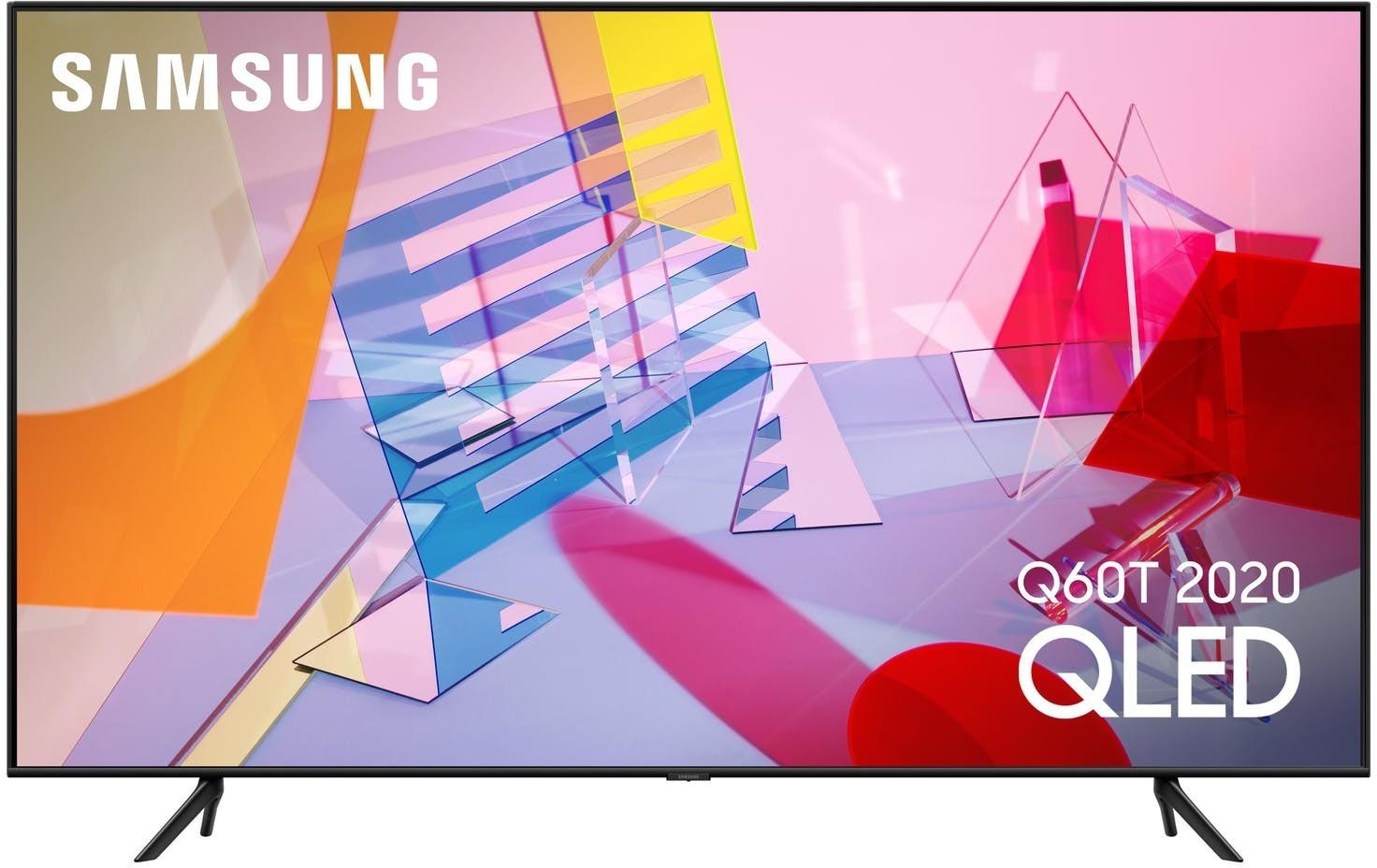 """Samsung QE65Q60TAU 65"""" QLED UltraHD 4K"""