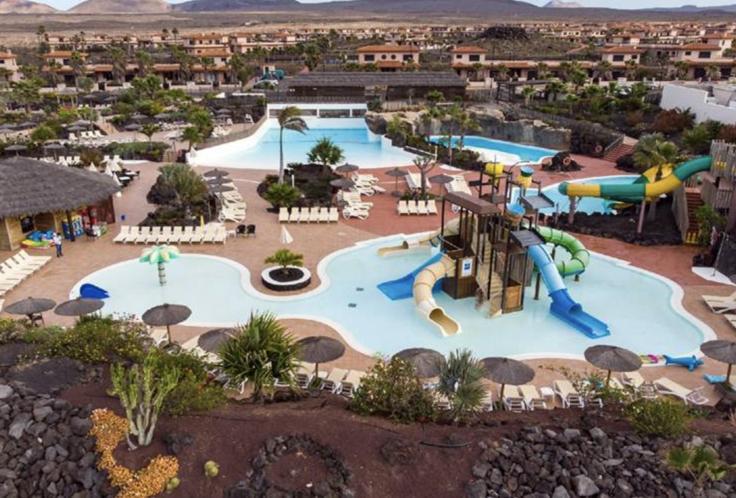 Mayo Fuerteventura 139€/p= 7 noches en hotel 4*