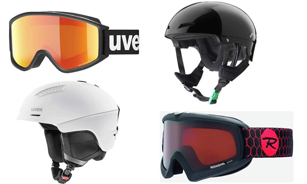 25 chollos de gafas y cascos de esqui