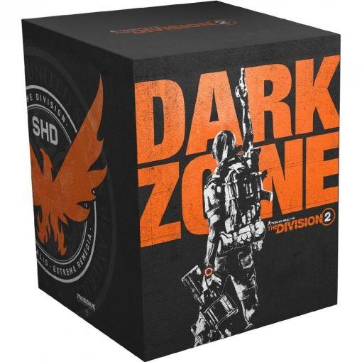 The Division 2 Dark Zone Edicion Coleccionista para PS4 - Outlet. Producto reacondicionado