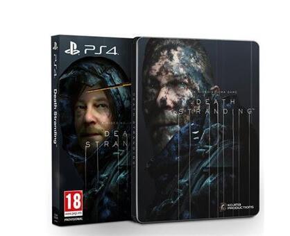Death Stranding Edición Especial 21,24€ // Estandar 16,99€ [PS4]