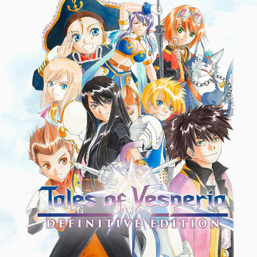 Tales of Vesperia: Definitive Edition en Steam