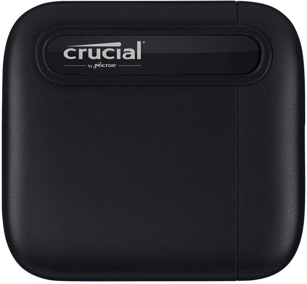 SSD Crucial X6 1TB Portable