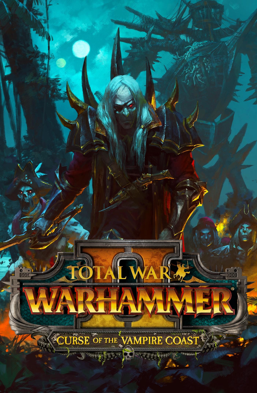 Total War: Warhammer II - Curse of the Vampire Coast (DLC) Steam