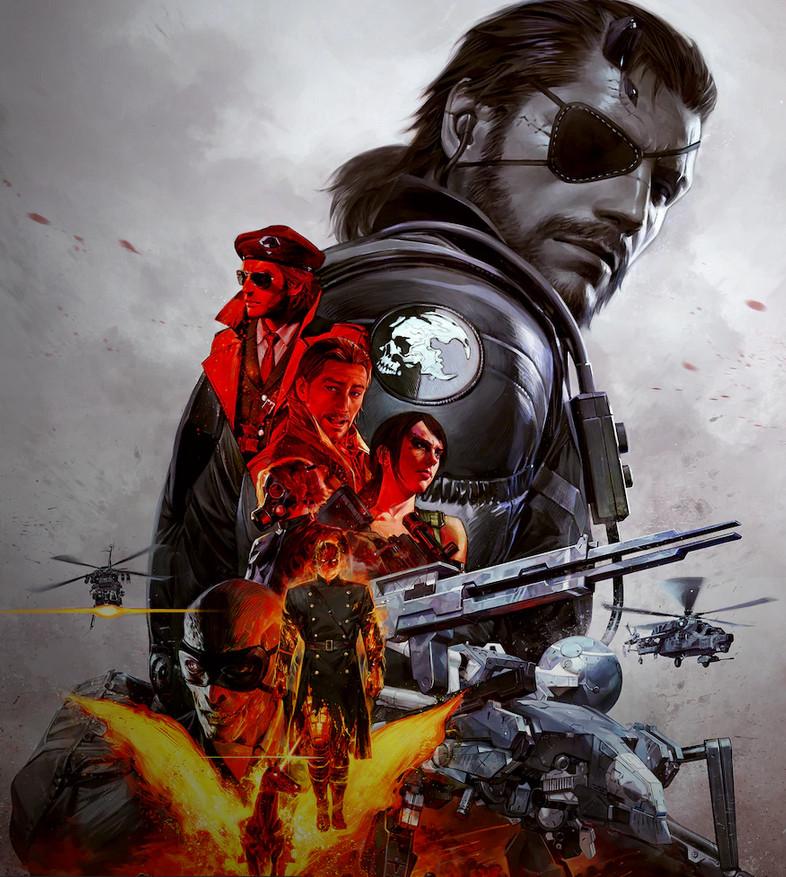 PS4: Metal Gear Solid V: The Definitive Experience (Incluye el MGSV Ground Zeroes y el MGSV Phantom Pain)