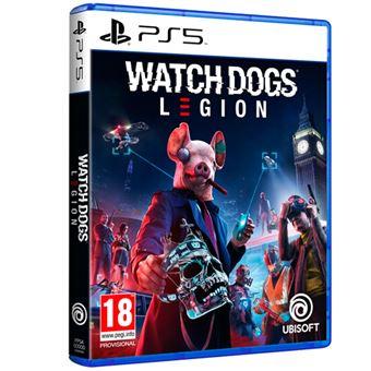 Watch Dogs Legion PS5 (Socios)