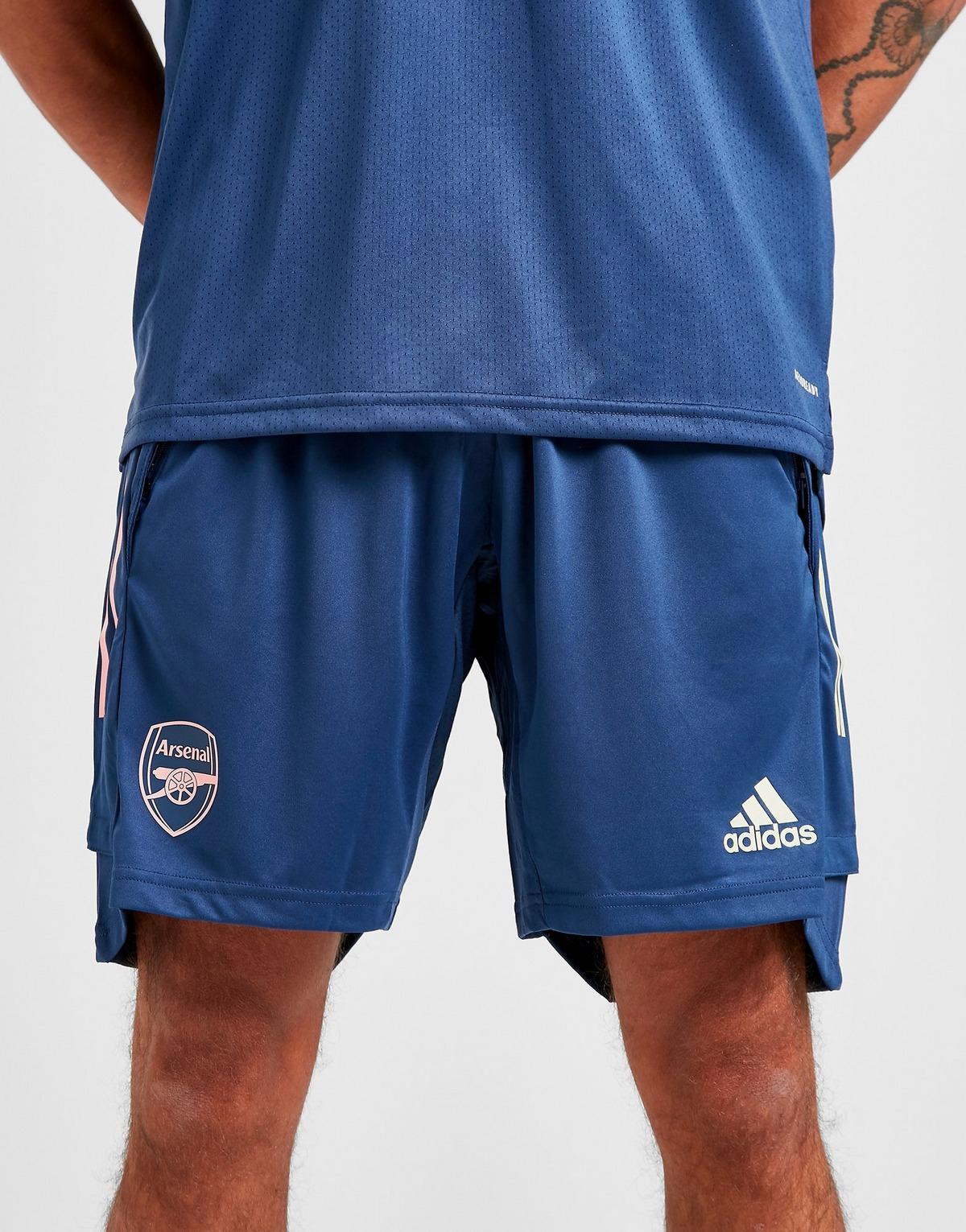 Pantalones cortos Adidas Arsenal con bolsillos de cremallera por 5€