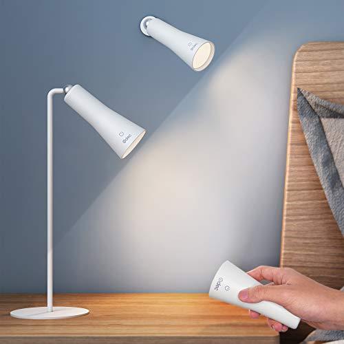 Lámpara Escritorio LED con función linterna y a batería