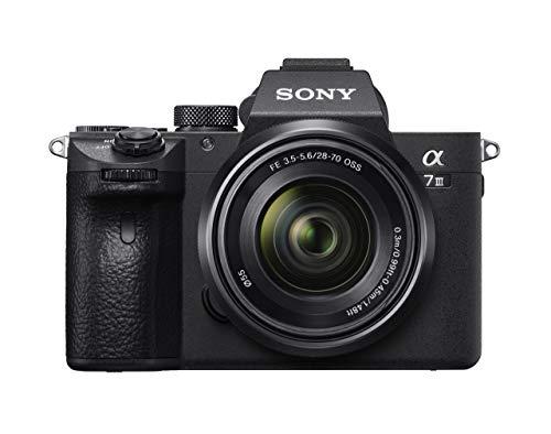 Sony a7 III + objetivo 28-70 mm