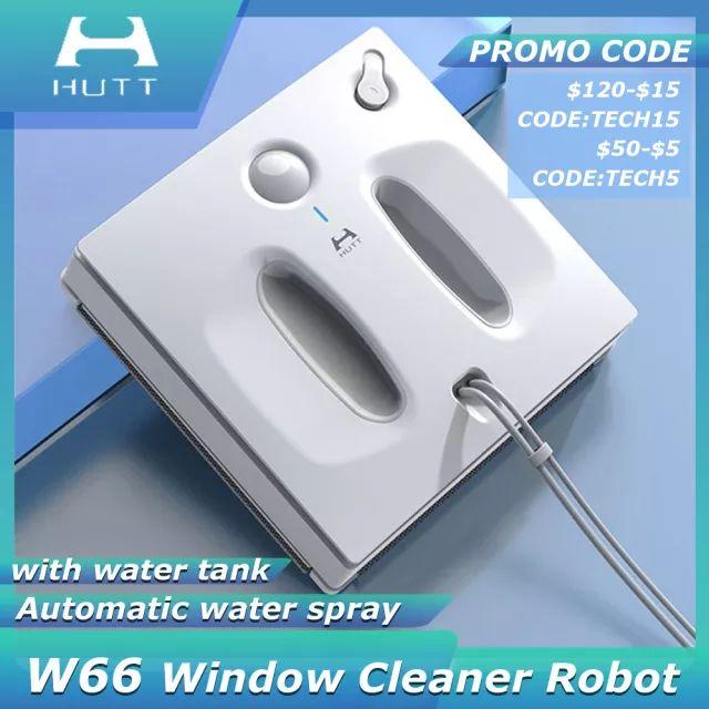 HUTT W66 ventana limpiador Robot para casa inteligente