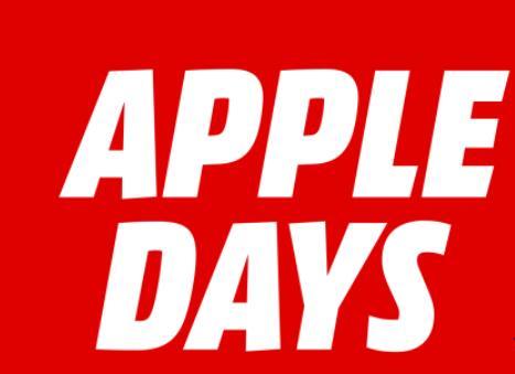 Apple Days en MediaMarkt