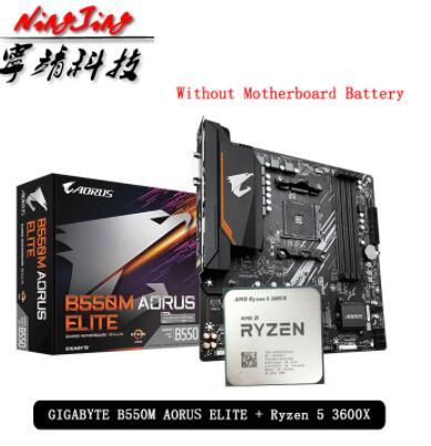Recopilación de packs AMD Ryzen 5 + Placa