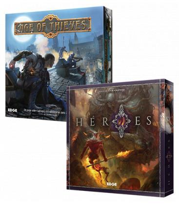 Ha vuelto! Pack Age Of Thieves + Heroes (Multi ofertas pack y sueltos)