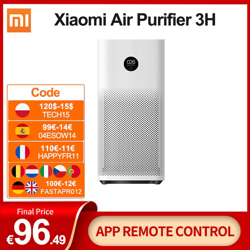 Purificador de aire Xiaomi 3H - Desde Europa
