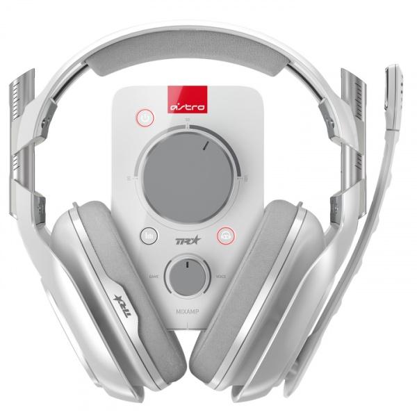 Astro Gaming A40 + MIXAMP Pro TR - Auriculares con micrófono