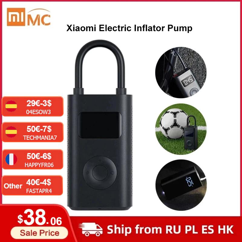 Xiaomi Bomba eléctrica de inflado - Desde España