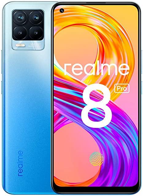 Realme 8 PRO 8GB/128GB Global - Desde España