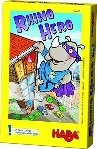 Rhino Hero - Juego de Mesa