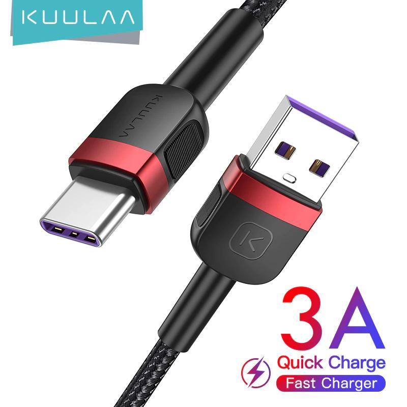 Cable USB a USB C de 1m , 3A