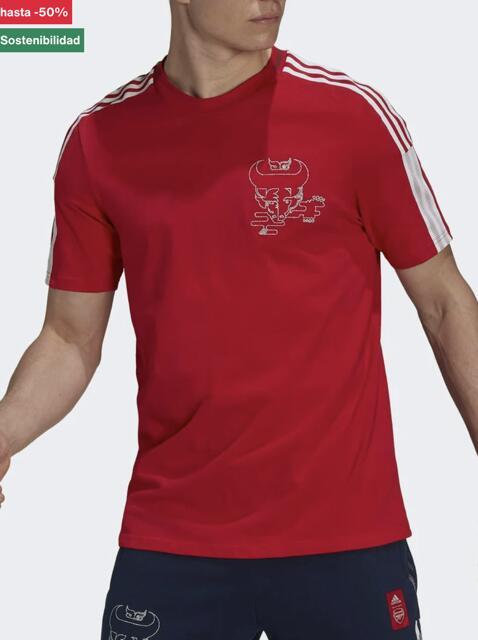 Camiseta ARSENAL LONDON CNY TEE