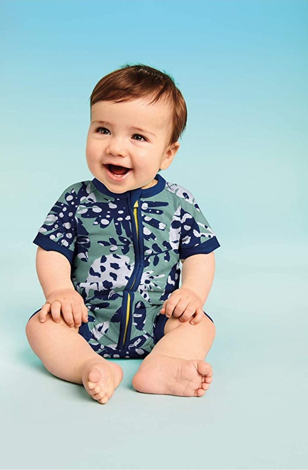 Pijama Bebé- tropical