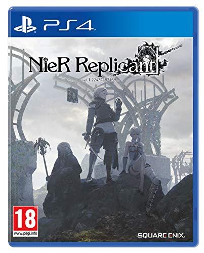 NieR Replicant PS4 (Precio para socios FNAC)