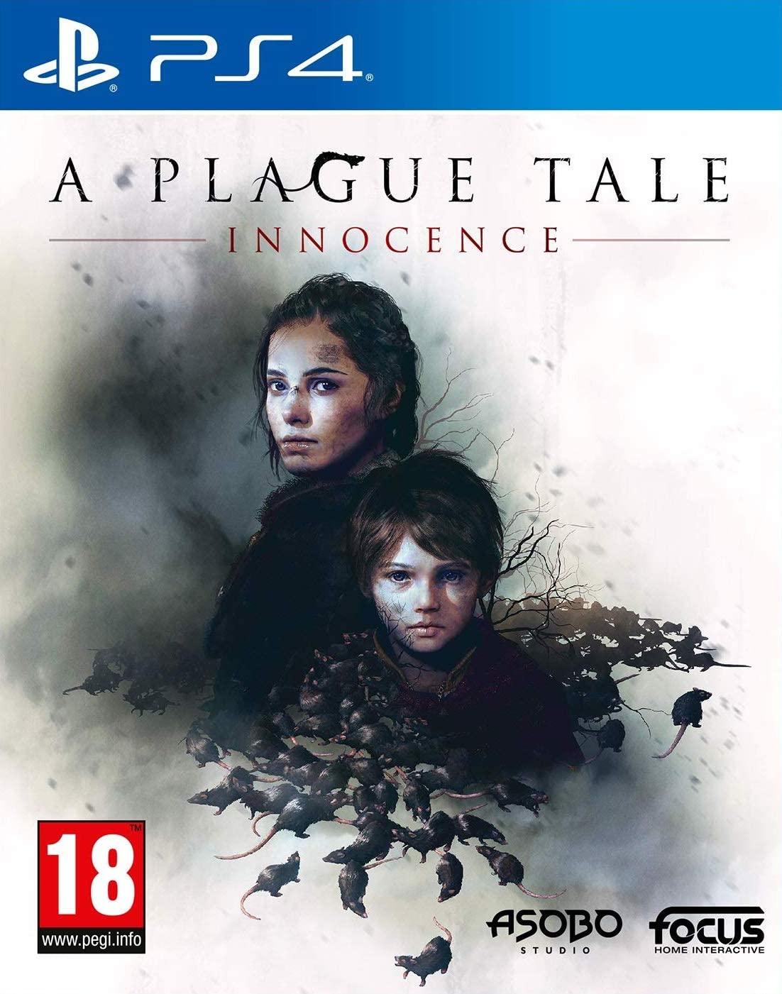 A Plague Tale: Innocence PS4 (Precio para socios FNAC)