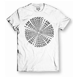 Camiseta Watch Dogs 2 I AM DEDSEC TALLA L