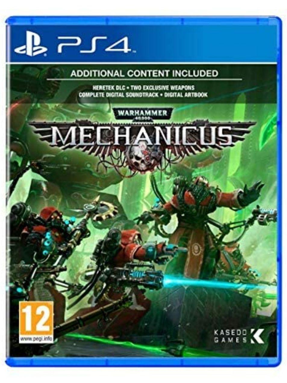 Warhammer 40.000 Mechanicus (PS4)