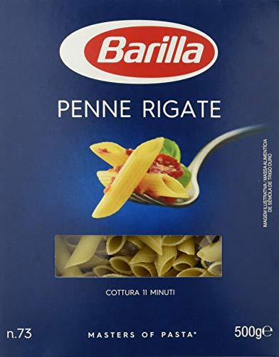 (Descuento al tramitar) Barilla Penne Rigate, 500g