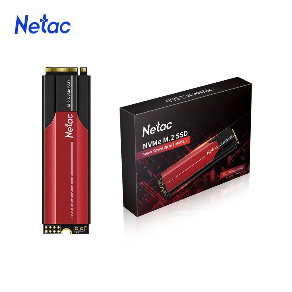 Netac N950e PRO - nvme 1tb pcie 3.0