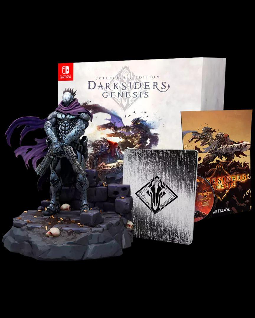 Darksiders Switchs Coleccionista