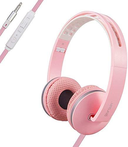 Auriculares con micrófono y control de volumen Gorsun® GS-7B5