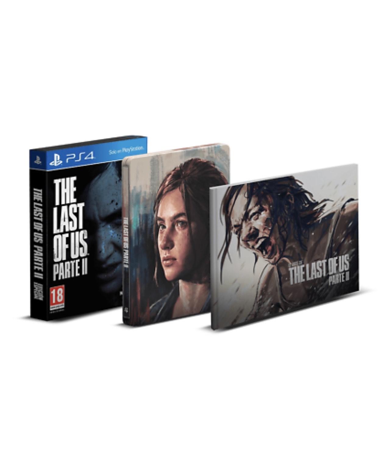The Last of us Parte II, Edición especial