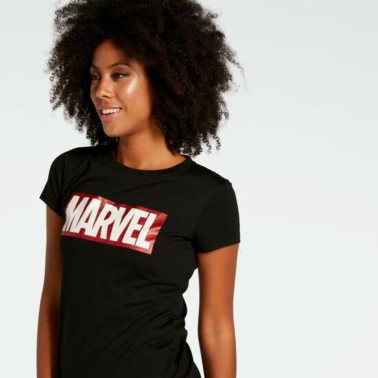 Camiseta Mujer talla M tirando a S