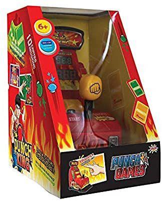 Splash Toys- Punch King-Le Premier Punching Ball en el tamaño de los Dedos