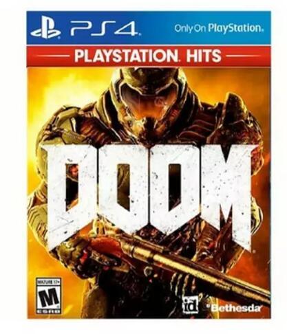 DOOM PS4 (PlayStation Hits)