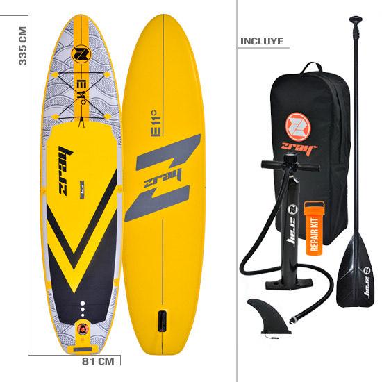 Paddle Surf Zray E11