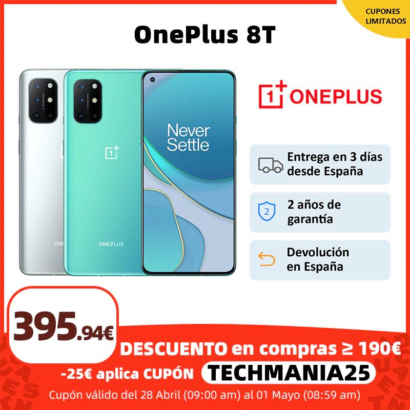 One Plus 8T 12GB RAM 256GB Envío desde España