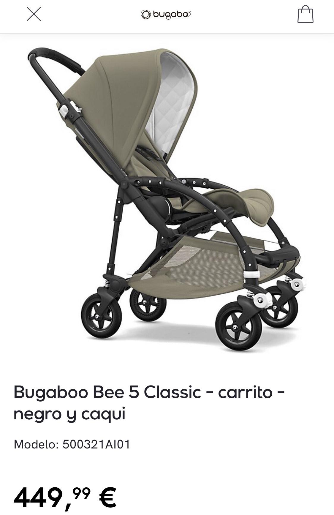 Bugaboo Bee5 Classic