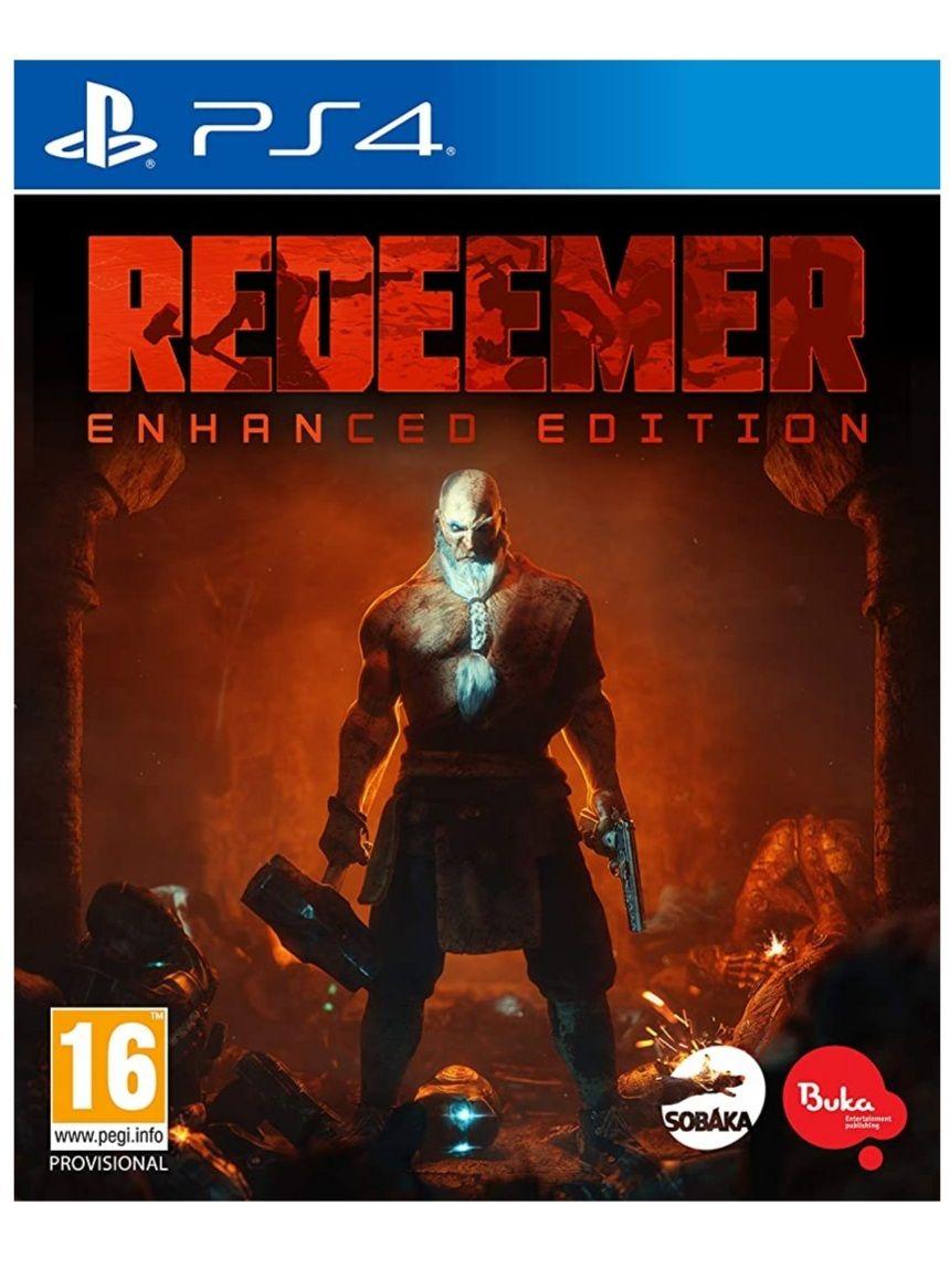 Redeemer Enhanced Edition (PS4)