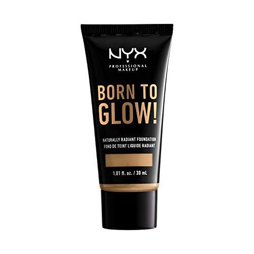 NYX Professional Makeup Born to Glow Radiant Foundation, beige