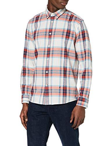 Pepe Jeans Aiden Camisa para Hombre (Talla M)