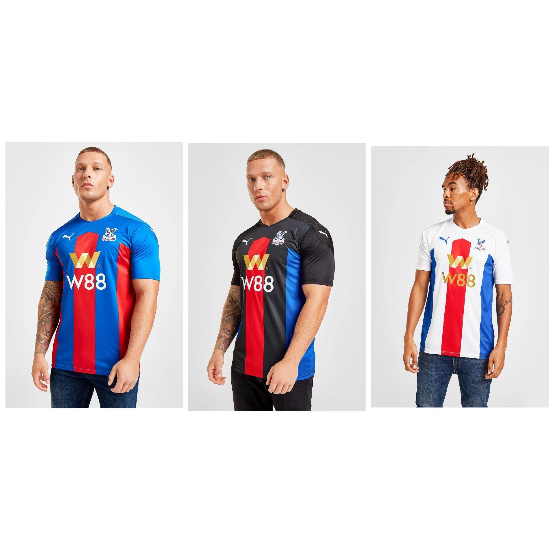 Camiseta Crystal Palace 20/21