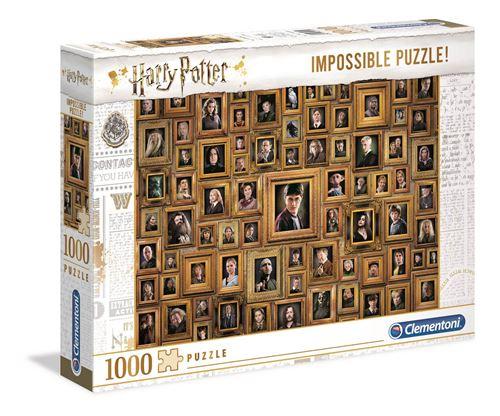Puzzle Harry Potter Retratos 1000 piezas