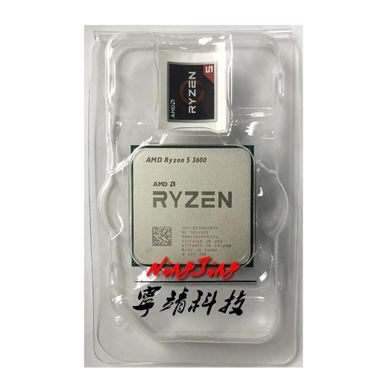AMD Ryzen 5 3600 [Nuevo OEM/Tray sin disipador]